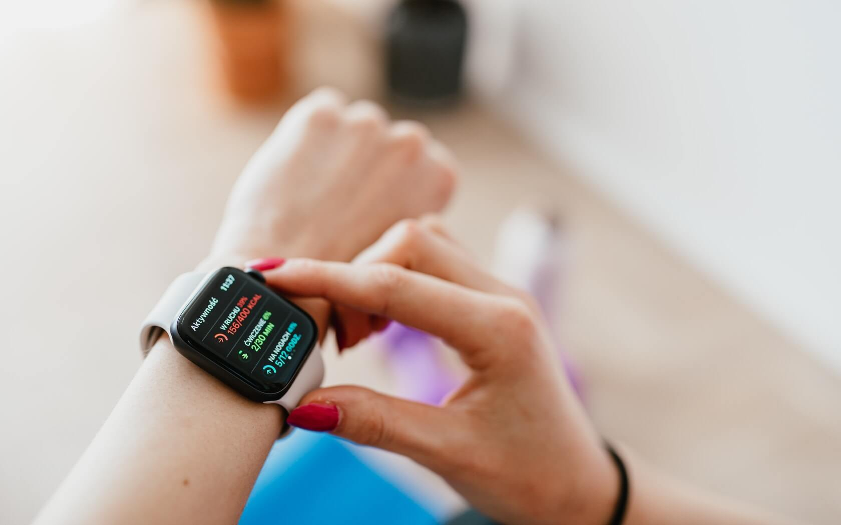 Stay Healthy with the Apple Watch